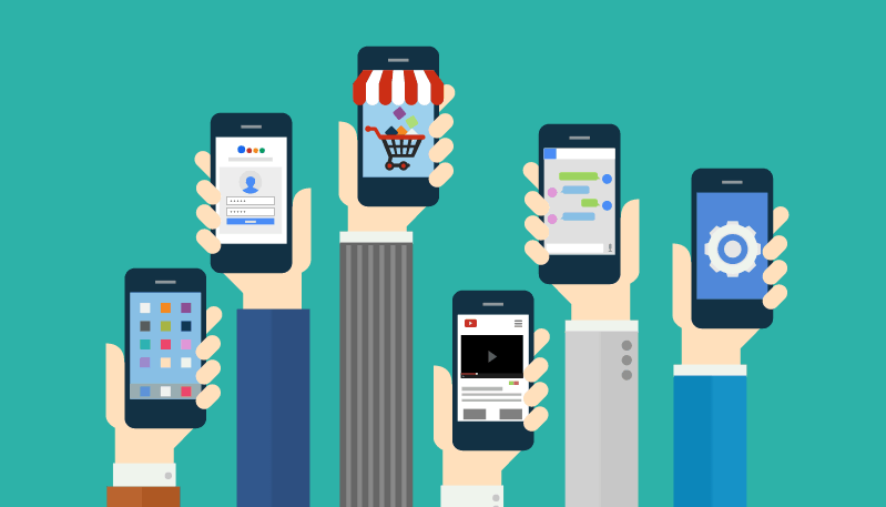 Mobile apps and widgets